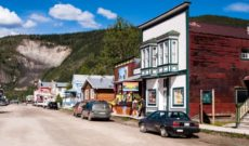 Wish You Were Here – Postcard From Dawson City, Yukon