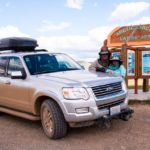 Wish You Were Here – Postcard From Crossing the Arctic Circle