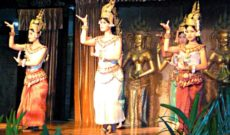 Uniworld Cruises: Siem Reap Private Dinner at La Tradition d'Angkor