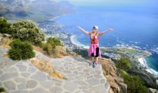 Travel South Africa: Taming Lion's Head in Cape Town