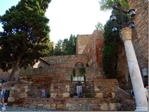 Alcazaba Teatro Romano