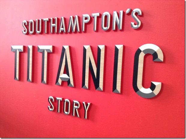 Southampton's Titanic Story at SeaCity Museum