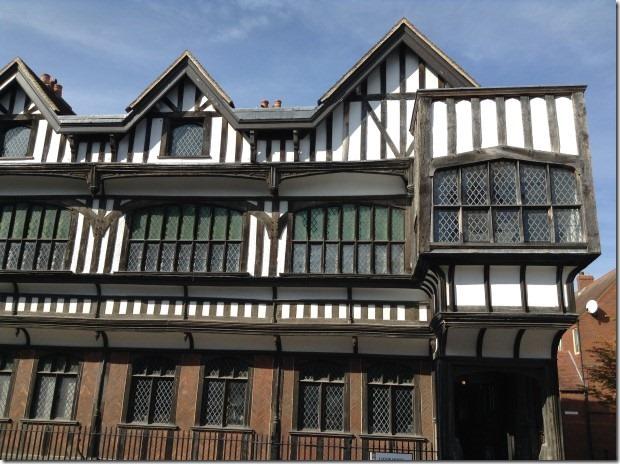 Tudor House Museum in Southampton, England