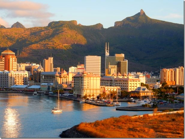 Day 39 port louis mauritius with holland america - Where is port louis mauritius located ...