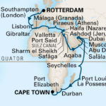 Holland America Line Africa Explorer Cruise from Rotterdam to Cape Town