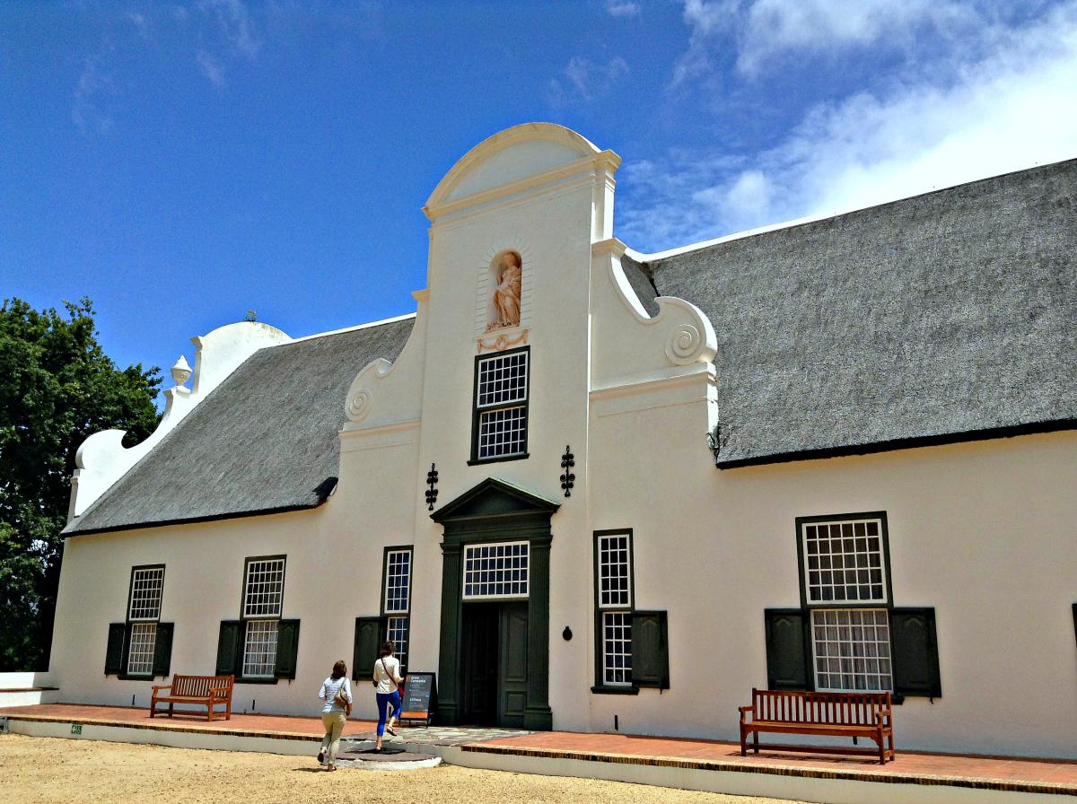 Groot Constantia Historic Wine Estate