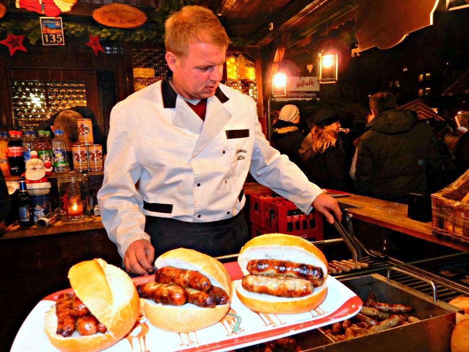Nuremberg Sausages