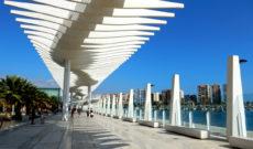 Palmeral de las Sorpresas in Malaga