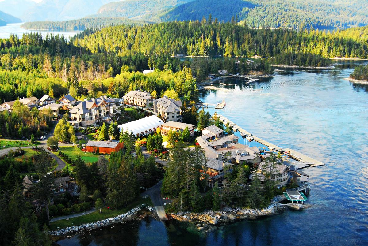 Luxury Eco Adventure At Sonora Resort Wavejourney