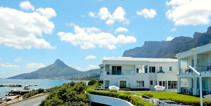 Twelve Apostles Hotel and Spa in Cape Town