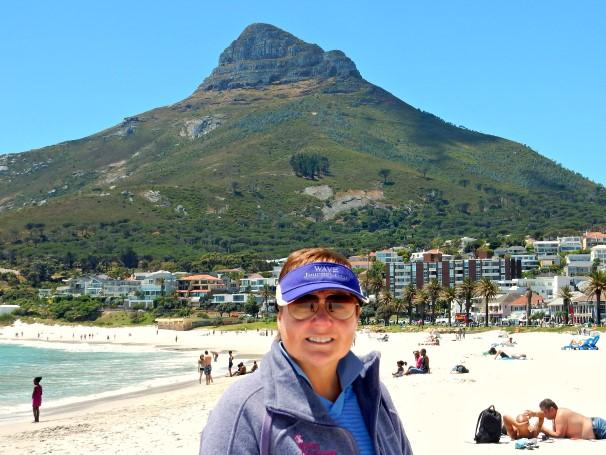 Viv Celebrates Turning 50 in South Africa