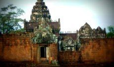 Banteay Samré in Angkor, Cambodia