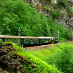 Flam Railway in Norway