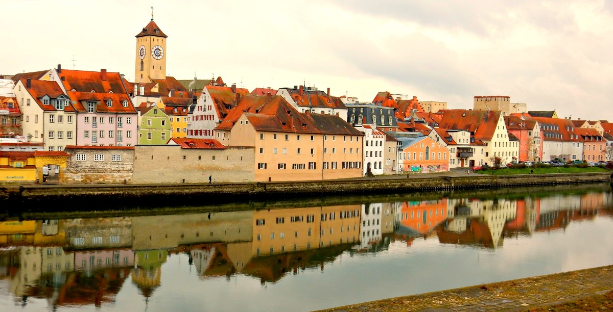 Regensburg, Germany with Viking River Cruises