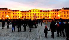 Schönbrunn Palace in Austria
