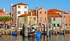 Chioggia in the Venetian Lagoon, Italy