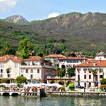 Baveno on Lake Maggiore, Italy
