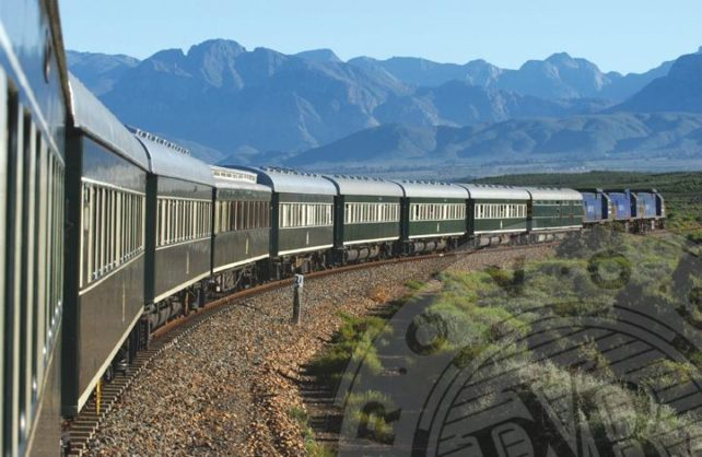 Rovos Rail - The Most Luxurious Train in the World