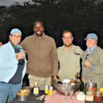 Sundowner During a Game Drive at Phinda