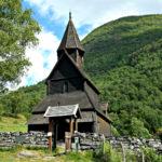 Urnes Stave Church in Norway