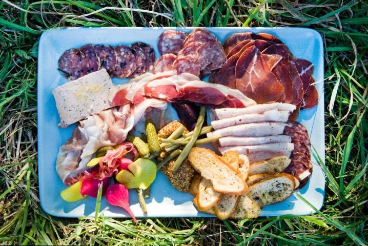 Cure Restaurant in Pittsburgh -  Salumi cured meats (photo credit Adam Milliron)