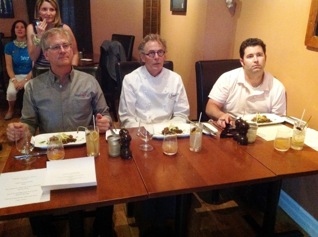 Travel Ontario - Peterborough and the Kawarthas Master Chef Culinary Competition Judges