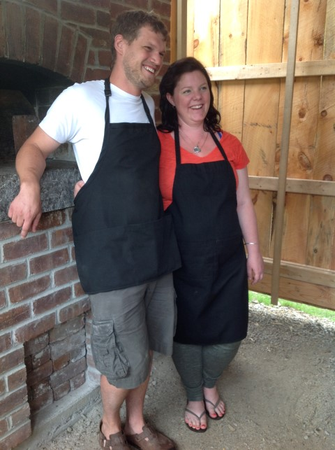 Kawarthas - Hard Winter Bread Company Owners Graham and Jessica