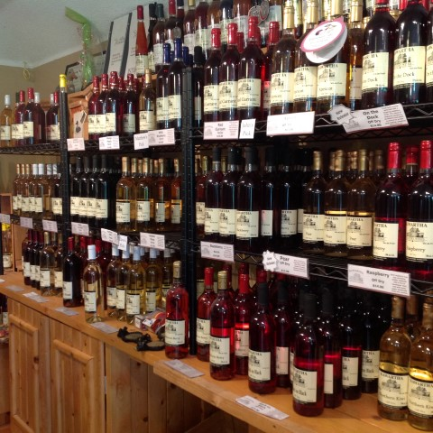 Peterborough, Ontario - Kawartha Country Wines