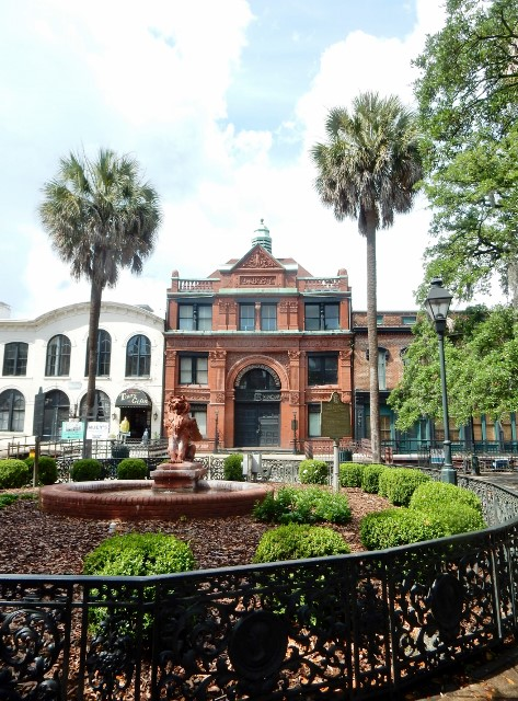 Savannah's Cotton Exchange Building