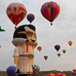 Great Reno Balloon Race 2015