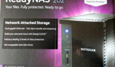 NETGEAR ReadyNAS 202 Review