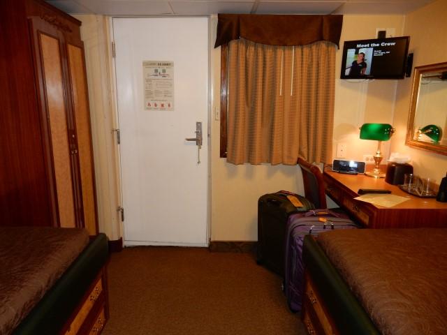 S.S. Legacy Cabin 315 - Desk