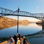 S.S. Legacy Cruising the Snake River