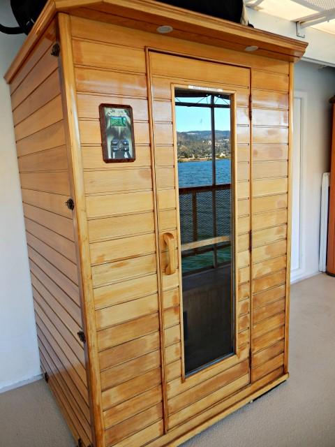 S.S. Legacy Sauna