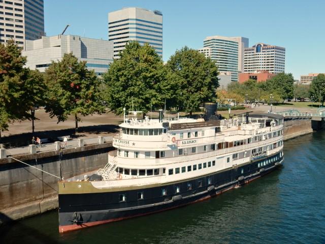 Un-Cruise Adventures S.S. Legacy in Portland, Oregon