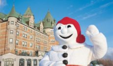 TRAVEL CANADA: QUÉBEC WINTER CARNIVAL