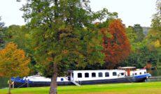 Magna Carta Luxury Hotel Barge