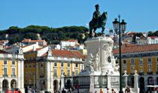 José I Statue in Lisbon's Praça do Comércio