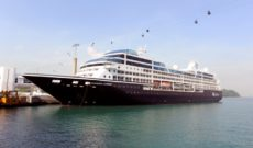 Azamara Journey Emerges From Dry Dock After Complete Overhaul