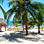 Beach in Belize - Ambergris Caye