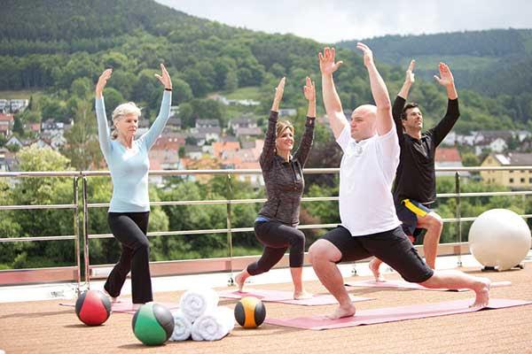 Uniworld Boutique River Cruise Collection Wellness Program