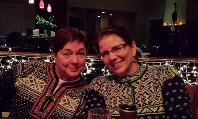 Viv and Jill - WAVEJourney February 2016 Travel Newsletter