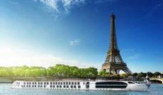 Uniworld Announces New Super Ship in France