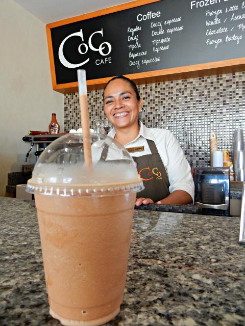 Dreams Los Cabos Coco Cafe
