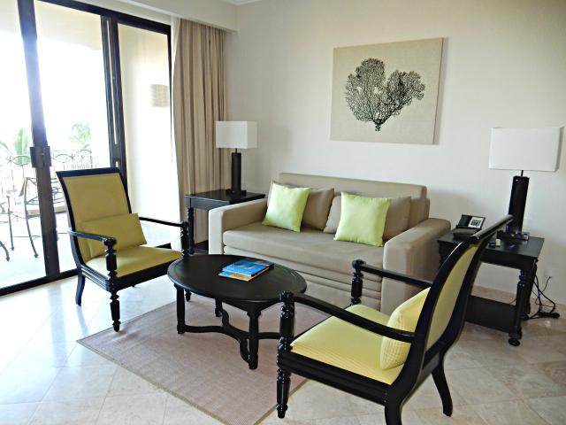 Dreams Los Cabos - Honeymoon Suite Living Room