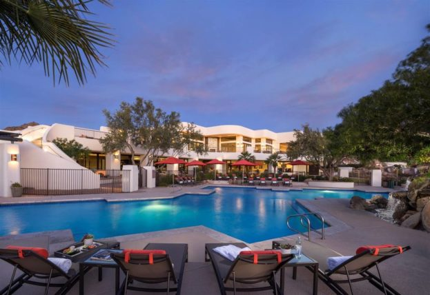 CopperWynd Resort Clubhouse and Pool