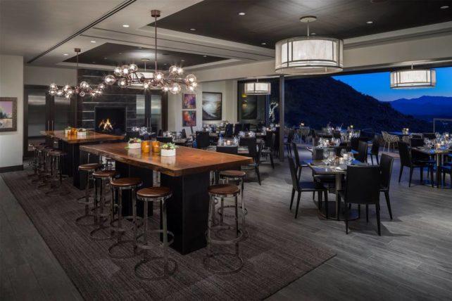 CopperWynd Resort Flourish Restaurant