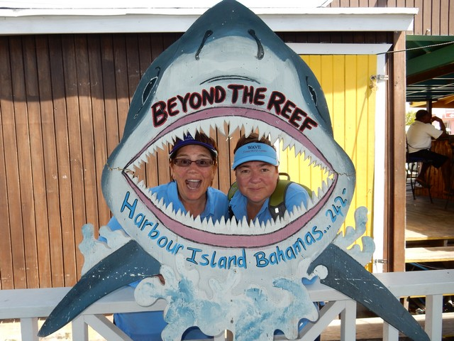 Jill and Viv Discover The Bahamas With Blount Small Ship Adventures