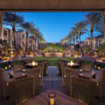 Gainey Suites Hotel Courtyard At Twilight