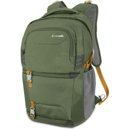 Pacsafe Camsafe V25 Anti-Theft Camera Backpack Review